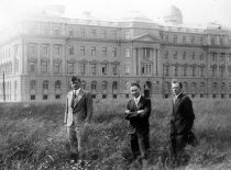 Universiteto Fizikos-chemijos instituto rūmai, 1935 m.