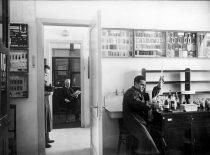Universiteto organinės technologijos laboratorija, 1927 m.
