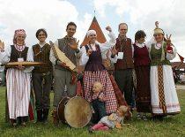 """""""Goštauta"""" folkloro festivalyje """"Atataria lamzdžiai"""", 2017 m."""