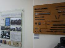 Istorinės prof. K. Vasiliausko laboratorijos ekspozicijos fragmentas. (J. Klėmano nuotr.)