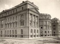 Fizikos-chemijos instituto rūmai, į kuriuos 1931 m. vasarą persikėlė Matematikos-gamtos fakulteto fizikos ir chemijos laboratorijos ir Technikos fakultetas. (Originalas – Vytauto Didžiojo karo muziejuje)