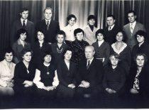 KPI Bendrosios chemijos katedra, 1975 m.