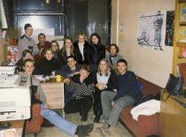 """Cheminės technologijos studentų atstovybė """"Vivat chemija"""", 2000 m."""