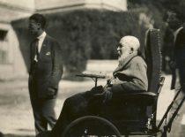 Prof. J. Jablonskis apie 1926 m. (Originalas – KTU bibliotekoje)