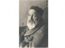 Jonas Jablonskis – varpininkas, kalbininkas, norminęs literatūrinę lietuvių kalbą. (Originalas – KTU muziejuje)