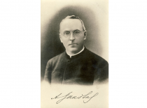 Prof. Aleksandras Dambrauskas – Adomas Jakštas (Originalas – KTU bibliotekoje)