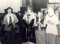 """""""Fuksų krikštynos"""", 1975 m."""
