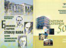 Fakulteto leidiniai, 1998–2002 m.