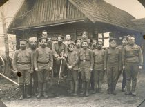 Rusijos kariuomenėje I pasaulinio karo metu, 1915 m.