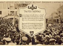 Atvirukas, skirtas Vilniaus atgavimui, priklausęs J. Nemeikšai