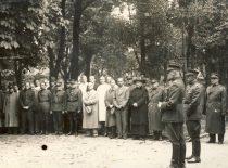Kariuomenės šventė Alytuje, 1924 m.