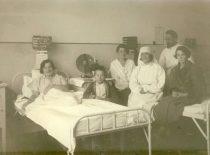Palatoje su ligonėmis
