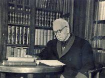 Medžiagų atsparumo pradininkas Lietuvoje Kazimieras Vasiliauskas,1957 m.
