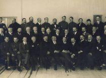 Aukštųjų kursų dėstytojai, 1920–1922 m.