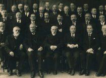 Technikos fakulteto mokslo personalas, 1932 m.