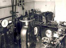 Mechaninė medžiagos atsparumo laboratorija, įkurta 1923 m.
