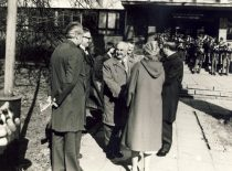 XXIV Pabaltijo studentų mokslinių draugijų konferencijos atidarymo metu, 1978 m.