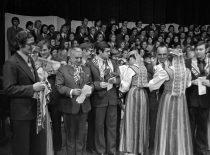 IX KPI festivalio akimirka, 1975 m. (Bartkevičiaus nuotr.)
