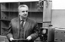 Renginiai prorektoriaus Romano Chomskio 100-mečiui