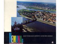 """Leidinys, skirtas KTU tautinio meno ansambliui """"Nemunas"""", 1995 m."""