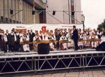 """""""Nemuno"""" koncertas šventėje """"Kauno dienos"""", 2000 m."""