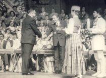 """""""Nemuno"""" 25-erių metų jubiliejus, 1974 m."""