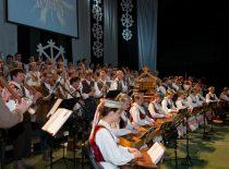 """""""Nemuno"""" 60-ties metų jubiliejaus koncertas, 2009 m. (J. Klėmano nuotr.)"""