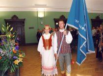 Diplomų įteikimo šventė, 2009 m. (J. Klėmano nuotr.)