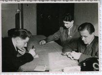 P. Varanauskas studijų KPI metais,1958–1964 m.