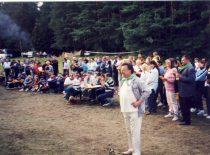 Socialdemokratų konferencijoje Jonavos rajone 2000 m.