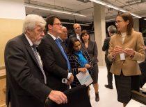 Europos branduolinių mokslinių tyrimų organizacijos (CERN) vadovo vizitas, 2015 m.