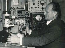 Prof. Vytautas Ilgūnas 1965 m.