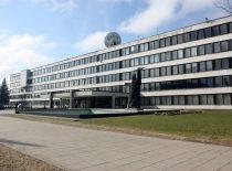 Elektronikos rūmai, kur persikėlė ultargarso laboratorijos.