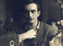 Kauno politechnikos instituto Cheminės technologijos fakulteto studentas, 1963 m.