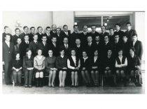 Ultragarso laboratorijų darbuotojai 1972 m.