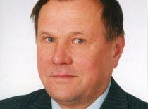 """Povilas Varanauskas – KPI """"Vibrotechnikos"""" mokslinio centro laboratorijos vedėjas, docentas, Kovo 11 d. Nepriklausomybės akto signataras."""