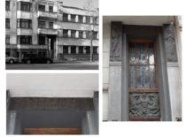 A. Gravrogko namas Kaune, (Putvinskio g. 70), statytas 1932 m. Architektas E. A. Frykas.