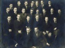 Statybos fakulteto absolventai, 1943 m. gruodžio 17 d.