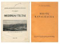 S. Grinkevičiaus ir S. Kairio knygos, 1929–1939 m.