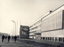 Studentų miestelis – Statybos rūmai, 1978 m.