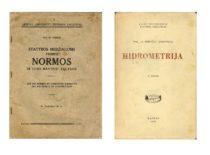 Prof. P. Jodelės ir prof. S. Kolupailos knygos 1929–1940 m.