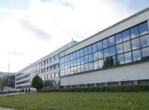 Statybos ir architektūros fakulteto rūmai, 2017 m. (J. Klėmano nuotr.)