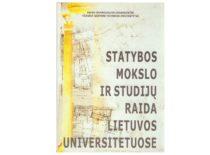 Leidinys, skirtas KTU Statybos ir architektūros fakulteto 60-mečiui, 2000 m.