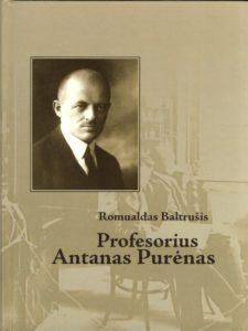 Profesorius Antanas Purėnas