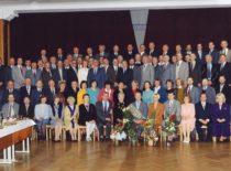 Vibrotechnikų susitikimas prof. K. Ragulskio 70-mečio proga, 1996 m.