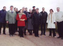 Po konferencijos ekskursija Europos parke, 2004 m.