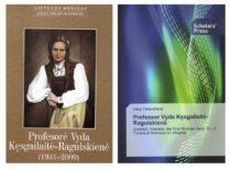 Knygos apie prof. V. Ragulskienę