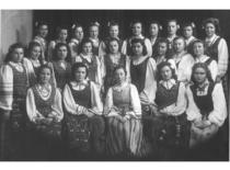 Kauno III gimnazijos šimtadienis, 1949 m.